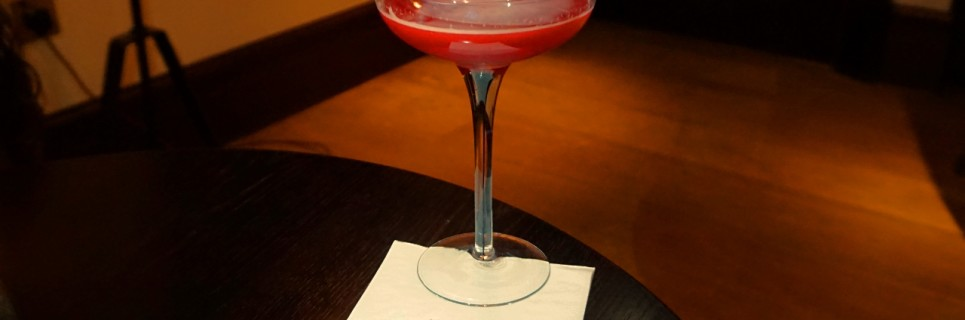 Cocktail in London