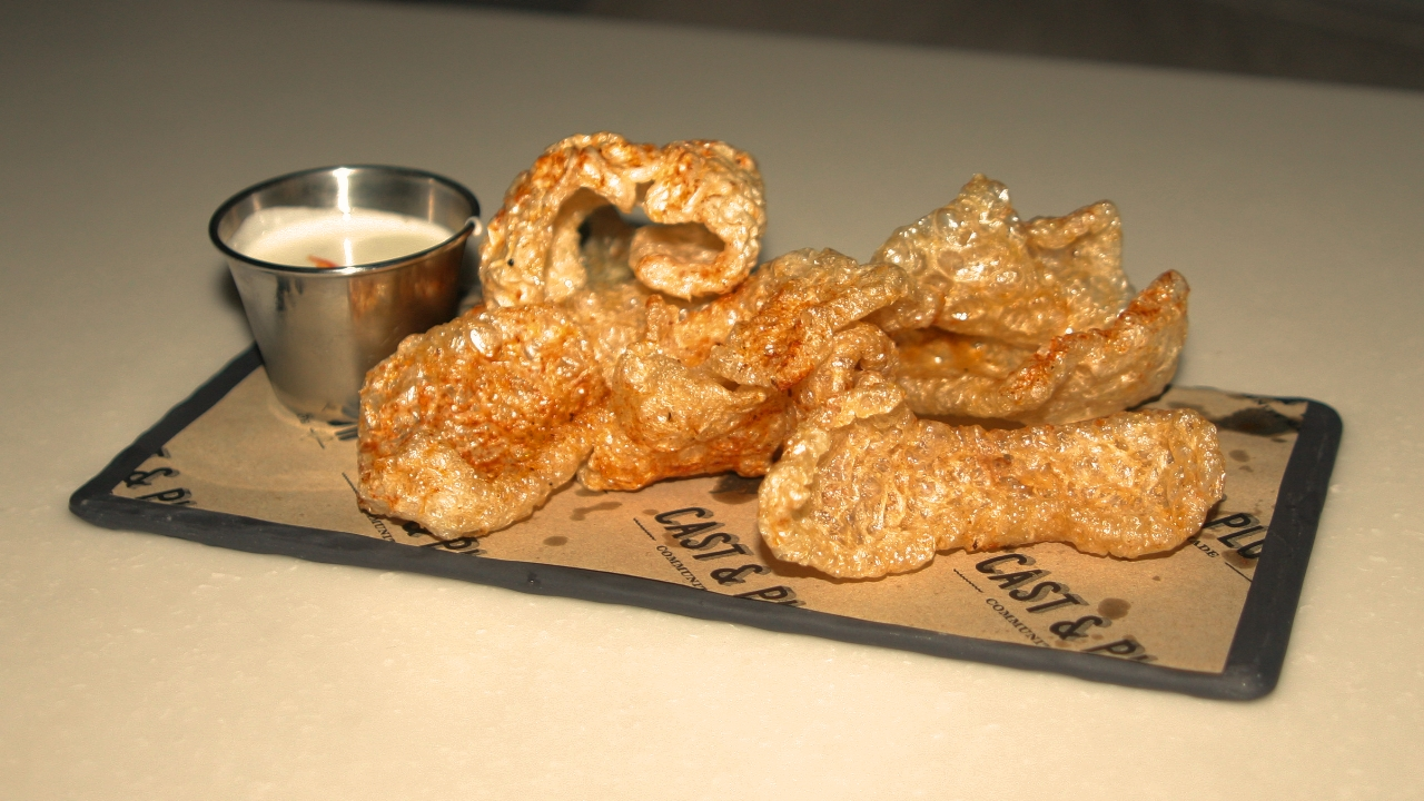 Cracklings at Cast and Plow