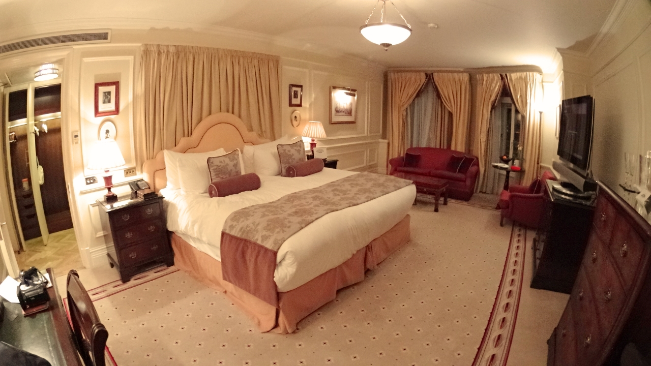 Mandarin Oriental Hyde Park London room
