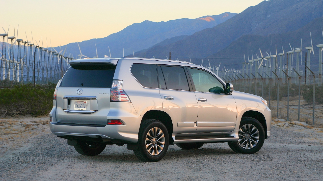 rolling in the 2016 lexus gx 460 luxury fred. Black Bedroom Furniture Sets. Home Design Ideas