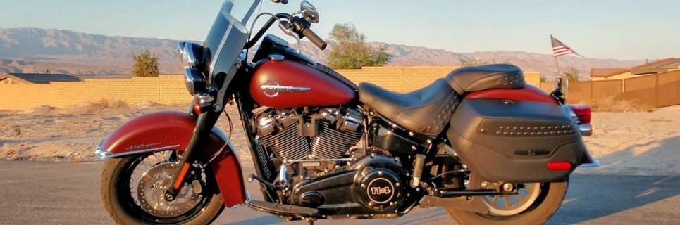 Heritage Classic Harley